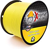 Universal Electric Dog Fence Wire - 500' Compatible with PetSafe SportDOG eXtreme Dog Fence and ALL Other Underground Dog Fen