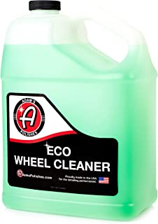 product image for Adam's New Eco Wheel Cleaner Gallon - Safely Clean Any Wheel Finish - Tough on Dirt and Brake Dust But Gentle on Your Wheels and The Environment