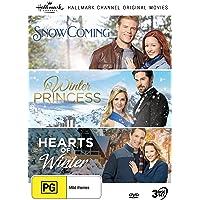 Hallmark 3 Film Collection (SnowComing/A Winter Princess/Hearts of Winter)