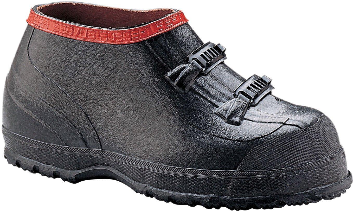Ranger 5'' Rubber Supersized Men's Overshoes, Black (T469) by Honeywell