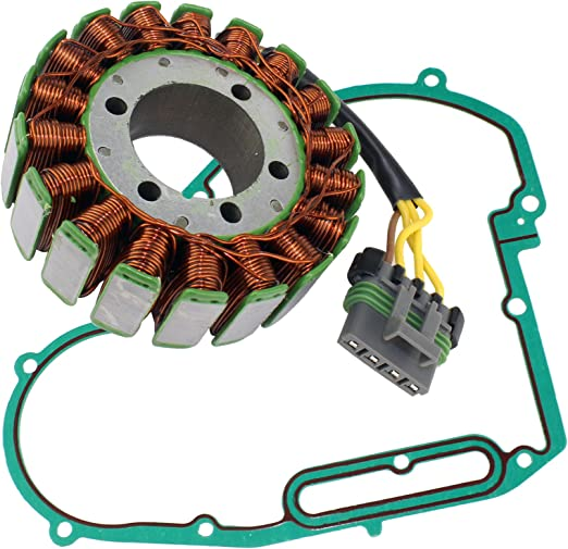 Caltric Stator Cover Gasket for Polaris 5415086 Gasket Stator Magneto Cover