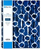 """Blue Sky 2018-2019 Academic Year Weekly & Monthly Planner, Flexible Cover, Twin-Wire Binding, 8.5"""" x 11"""", Kanoko"""