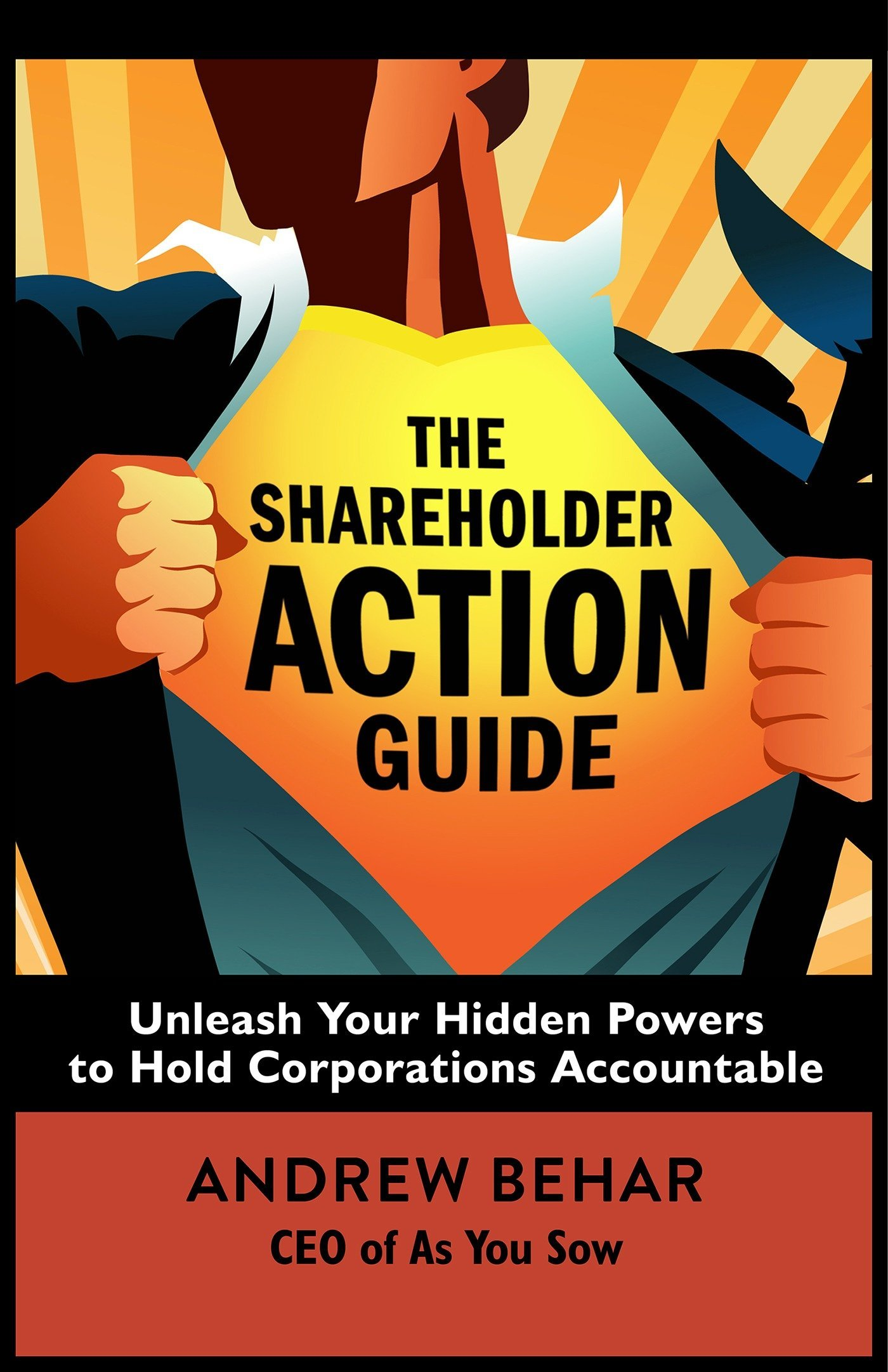 The Shareholder Action Guide: Unleash Your Hidden Powers to Hold Corporations Accountable