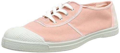 Bensimon Tennis Oldschool Linenoldies, Zapatillas para Hombre, Rosa (Rose), 42 EU: Amazon.es: Zapatos y complementos