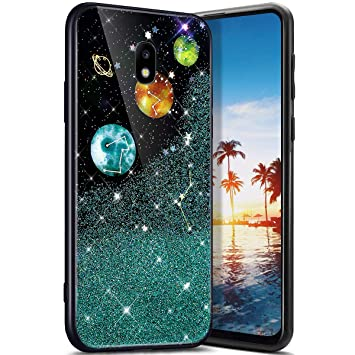 Robinsoni Funda Compatible con Samsung Galaxy J3 2018 Funda ...