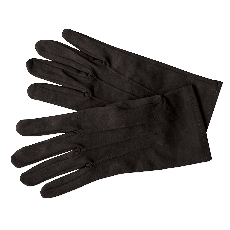Black usher gloves - Nylon Gloves Black Onesize At Amazon Men S Clothing Store Cold Weather Gloves