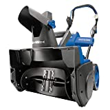 Snow Joe iON18SB 18-Inch 40 Volt Cordless Brushless Single Stage Snow Blower, Kit