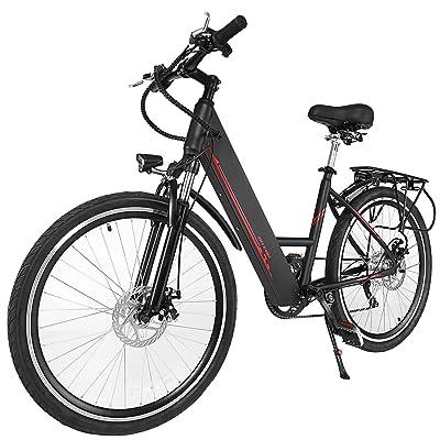 Yuanne 26 Inch Folding Electric Bike New Outdoor E-Bike