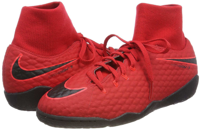 Nike Youth Hypervenomx Phelon III DF Indoor Shoes