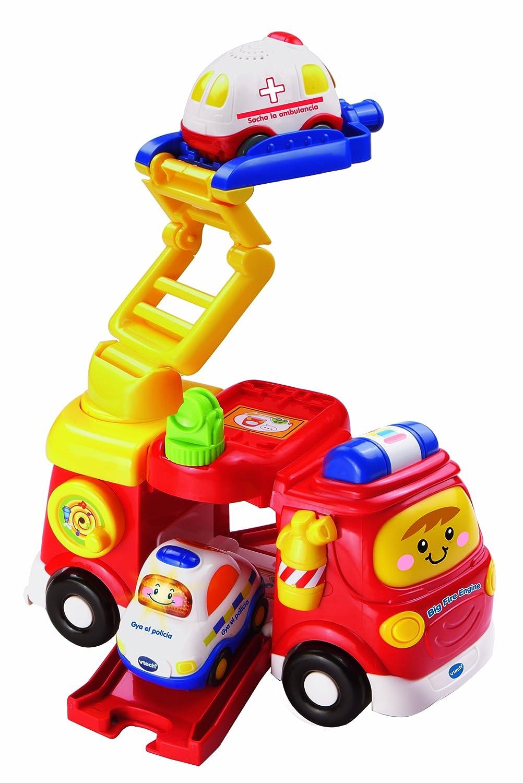 VTech 151317 Toot-Toot Drivers Big Fire Engine Tut Tut lorry 33.0 x 27.9 x 15.0