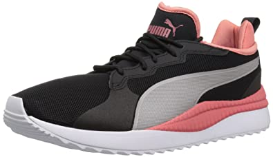 07f22025e71 PUMA Men's Pacer Next Sneaker, puma Black-Metallic Beige-Spiced ...