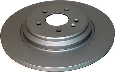 Friction Master R0861 Rear Premium OE Brake Disc Rotors Set