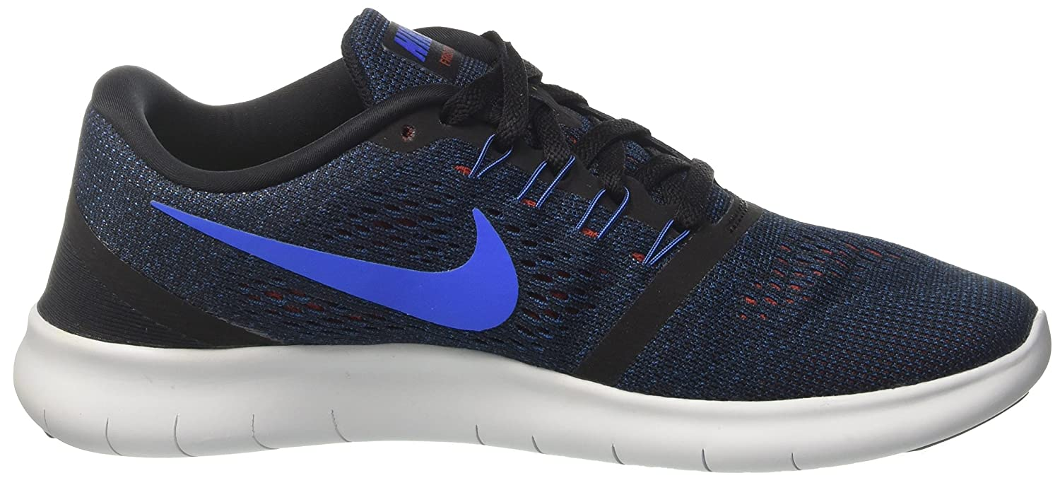 NIKE Men's Free RN Running Shoe B01H2O0UFQ 6.5 D(M) US|Team Royal/Black/Dark Cayenne/Soar