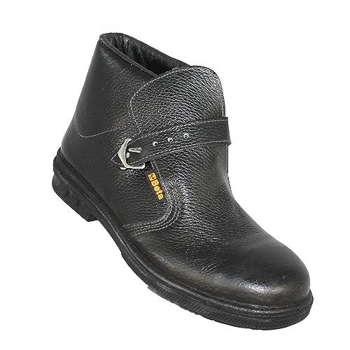Zapatos beta Soldador S1P SRC techadores Zapatos Zapatos de Negros Trabajan: Amazon.es: Zapatos y complementos