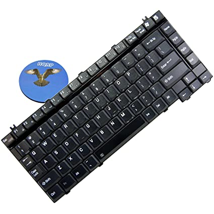 Amazon.com: HQRP Laptop Keyboard for Toshiba Satellite M45-S265