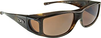 654b8a4af712 Fitovers Eyewear - Jett Collection Designed to Fit Over Medium Oval Frames  Not Exceeding 143mm X