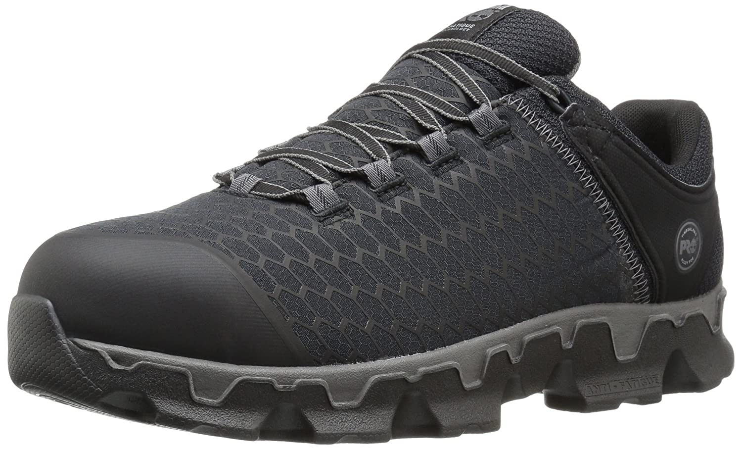 Timberland Pro Men's Powertrain Sport Alloy Toe Eh Industrial and Construction Shoe