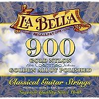 Labella L900 Elite serie snaren van nylon voor klassieke gitaar Nylon Jaune Nylon Jaune