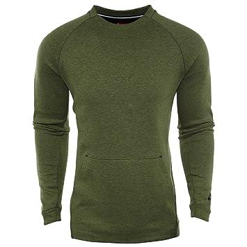 ab31b84e0 Amazon.com: Nike Men's Tech Fleece Sport Casual Crew Sweatshirt: Shoes