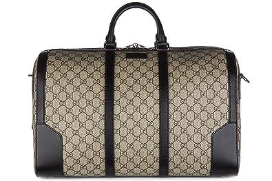 Gucci sac bandoulière de voyage gg supreme beige  Amazon.fr ... 978ed8aedb3