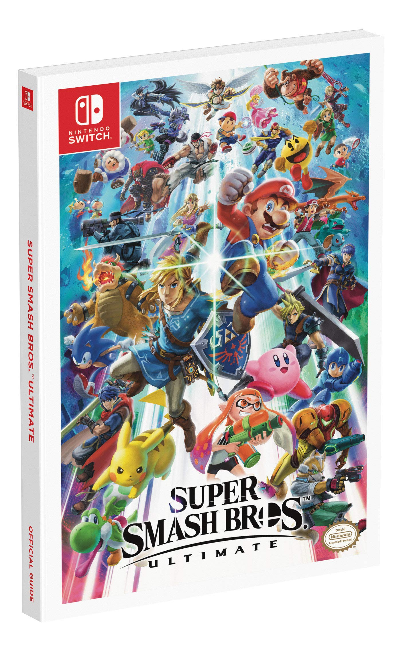 Super Smash Bros Ultimate Official Guide Prima Games 9780744019032 Amazon Com Books