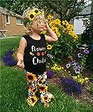 Toddler Kids Baby Girl Outfit Sleeveless T-Shirt