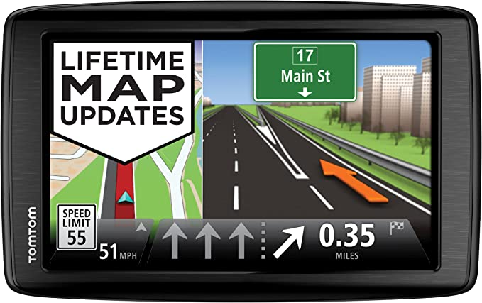 TomTom VIA 1505T 5-Inch GPS Navigator with Lifetime Traffic Discontinued by Manufacturer