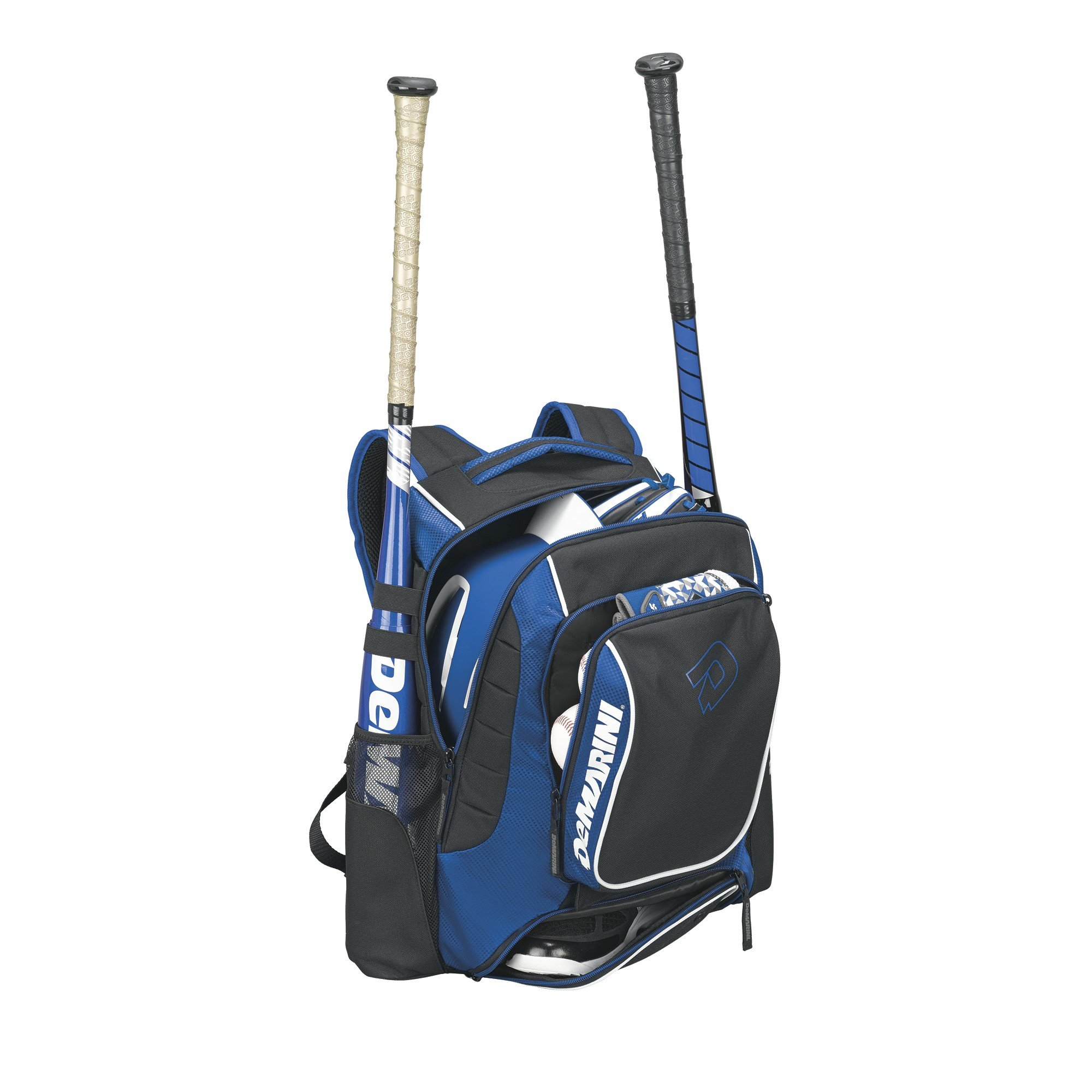 DeMarini Momentum Backpack, Royal by DeMarini (Image #2)
