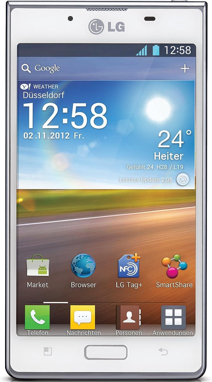 LG Optimus L7 (P700) - Smartphone libre Android (pantalla 4.3