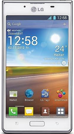 LG Optimus L7 (P700) - Smartphone libre Android (pantalla 4.3 ...