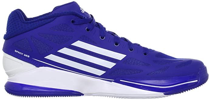 Adidas Crazy Light 2 Low colroy/Running White: Amazon.co.uk: Shoes & Bags