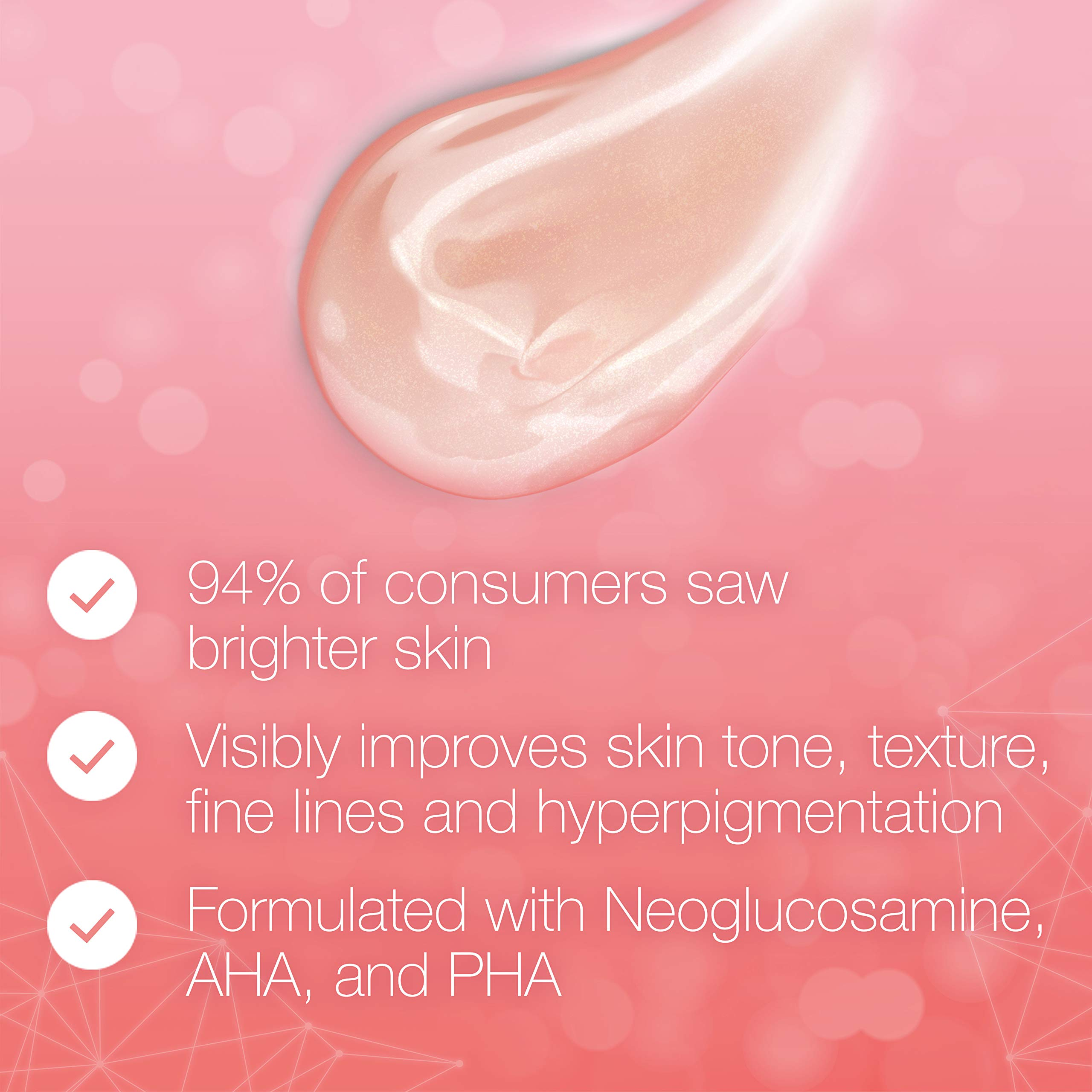 Neutrogena Bright Boost Brightening Gel Moisturizing Face Cream with Skin  Resurfacing and Brightening Neoglucosamine for smooth skin, Facial Cream  with AHA, PHA, and Mandelic Acids, 1.7 fl. oz giá tốt nhất 2020  