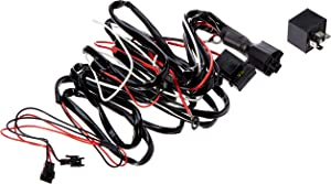 iJDMTOY Angel Eyes Halo Rings LED or CCFL Relay Harness with Fade-On Fade-Off Features Compatible With BMW (Using OEM Key)