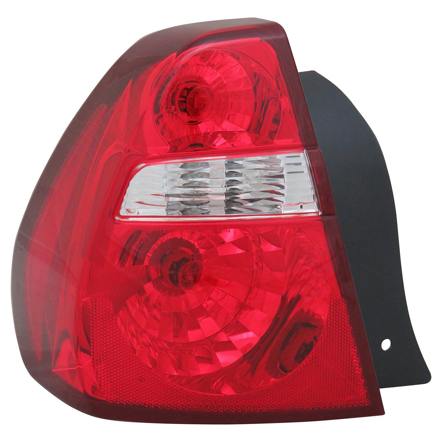 OE Replacement Tail Light Assembly CHEVROLET MALIBU Multiple Manufacturers GM2800165N Partslink Number GM2800165
