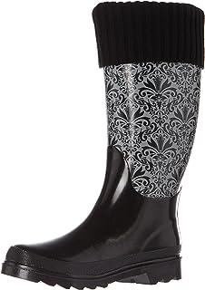 LvRao Stivali di Gomma per Donna 8355584a646