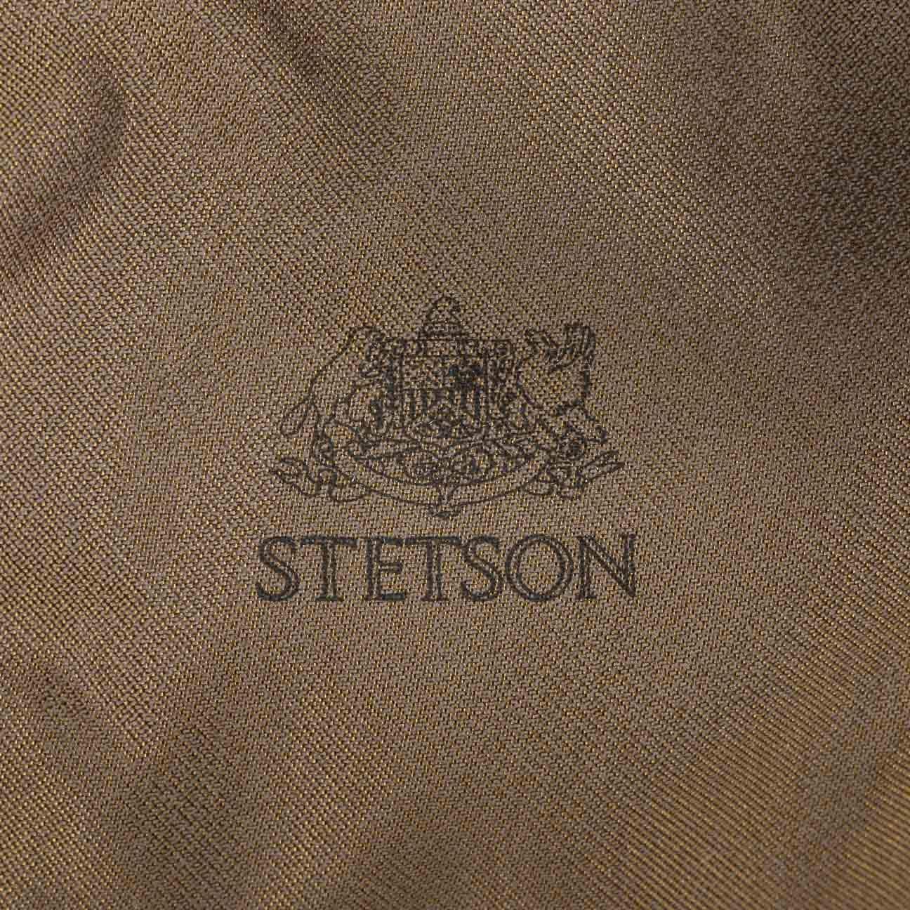 Stetson Classic Harris Tweed Flat Cap Men Made in Germany