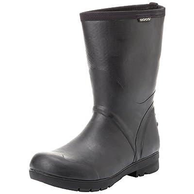 Bogs Men's Food Pro Mid Work Boot: Shoes