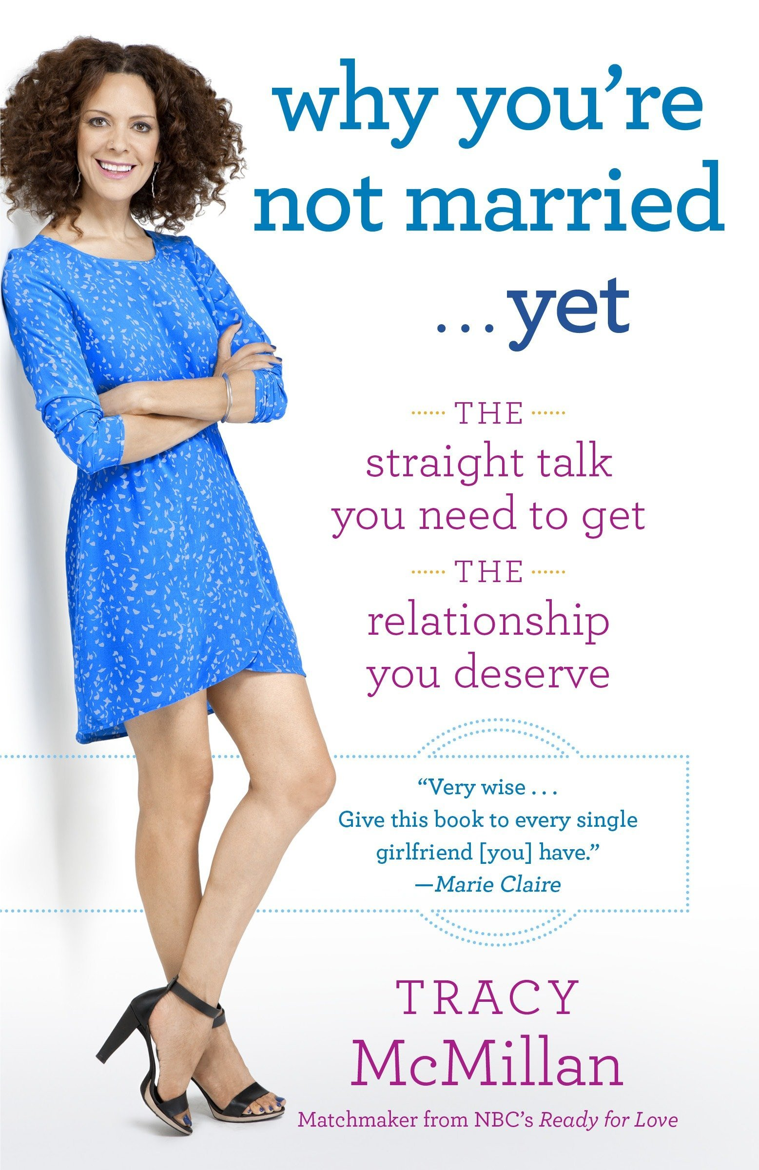 Tracy mcmillan why you re not married