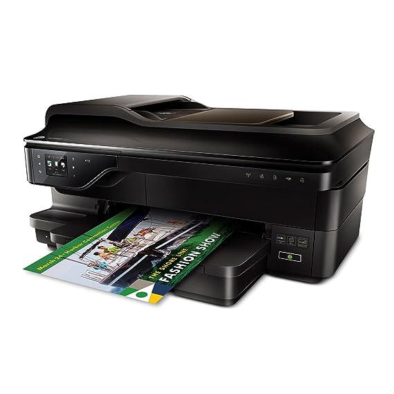 HP Officejet 7610 - Impresora Multifunción Color: Amazon.es ...