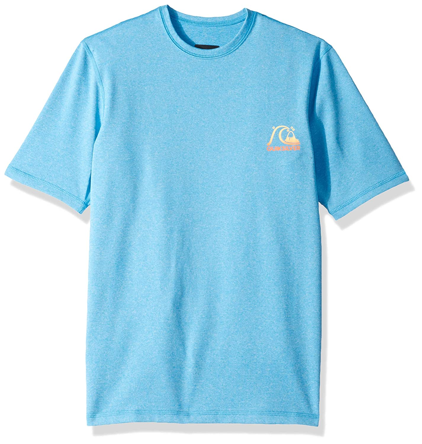 Quiksilver Big Boys Heritage Surf Tee Short Sleeve Youth UPF 50 Sun Protection