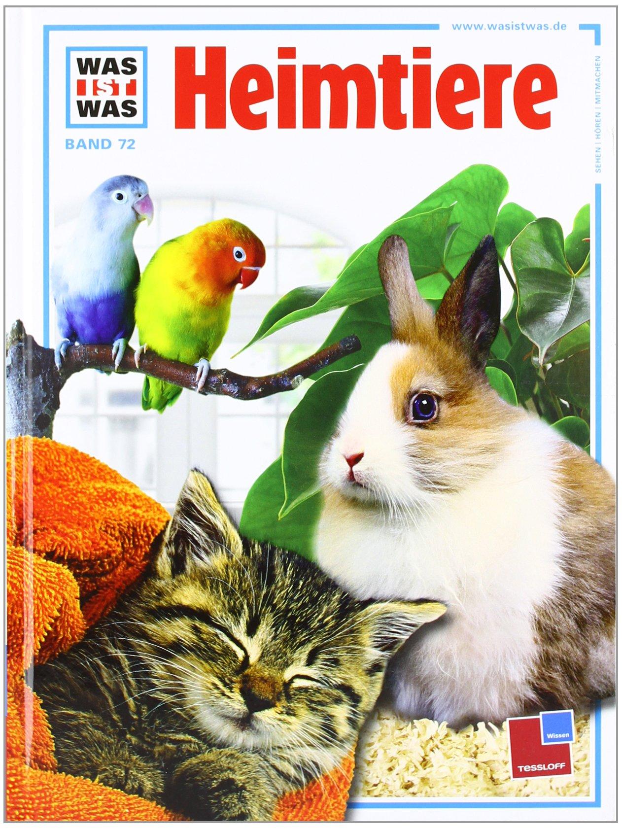 Was ist was, Band 072: Heimtiere