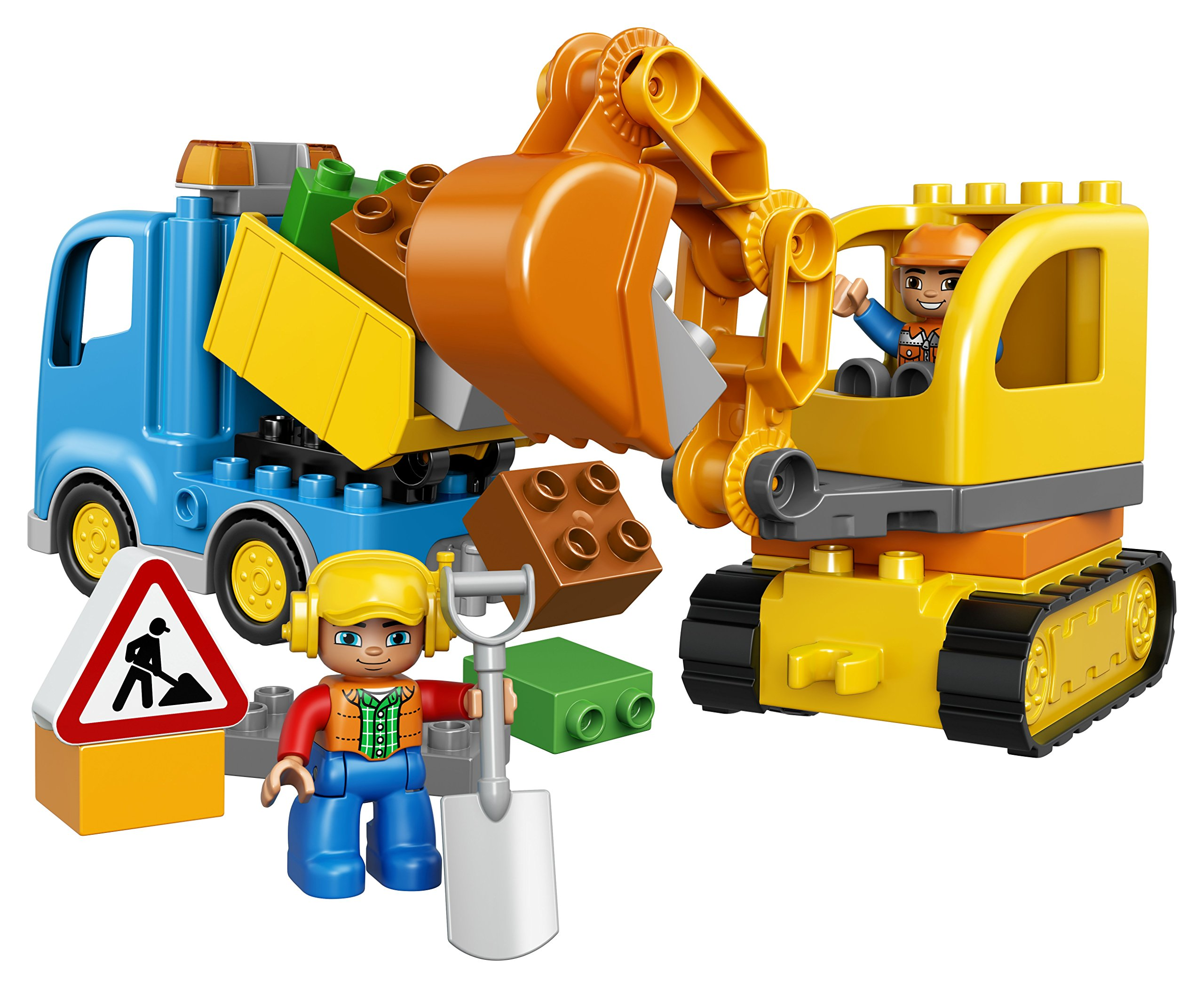 LEGO DUPLO Town Toddler Truck Toy by LEGO (Image #4)