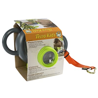 HABA Terra Kids - Observational Magnifier with Ingenious Mirror to View Bugs from Above and Below: Toys & Games