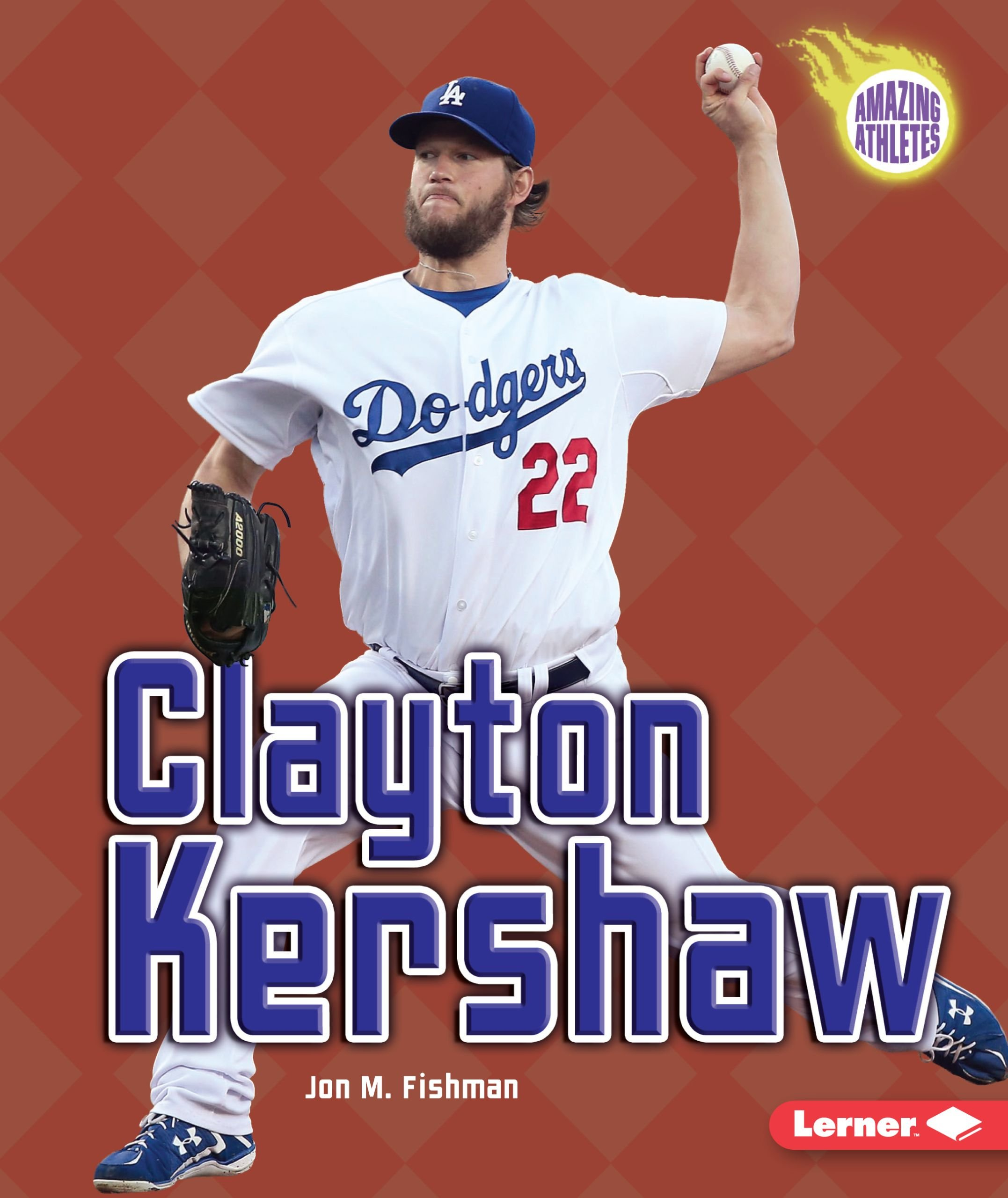 Clayton Kershaw Amazing Athletes Fishman product image