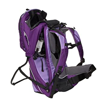 2e07d6e65bf Kelty K.I.D.S. FC 2.0 Frame Child Carrier (Grape)  Amazon.co.uk ...