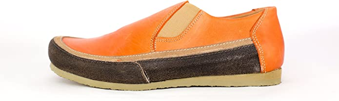 Zapatos Agua Patagona, Modelo Pancha, Handmade Cuero, sin Cordones: Amazon.es: Zapatos y complementos