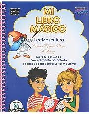 MI LIBRO MAGICO. LECTOESCRITURA