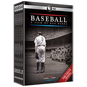 Amazoncom Baseball A Film By Ken Burns Includes The