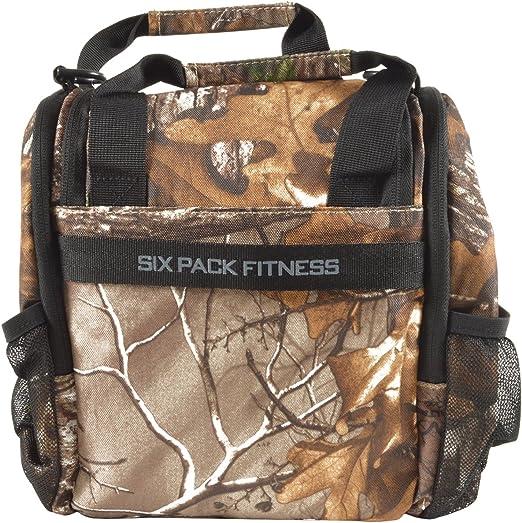 6 Pack Fitness Innovator Mini comida bolsa de gestión – Realtree Camo: Amazon.es: Deportes y aire libre