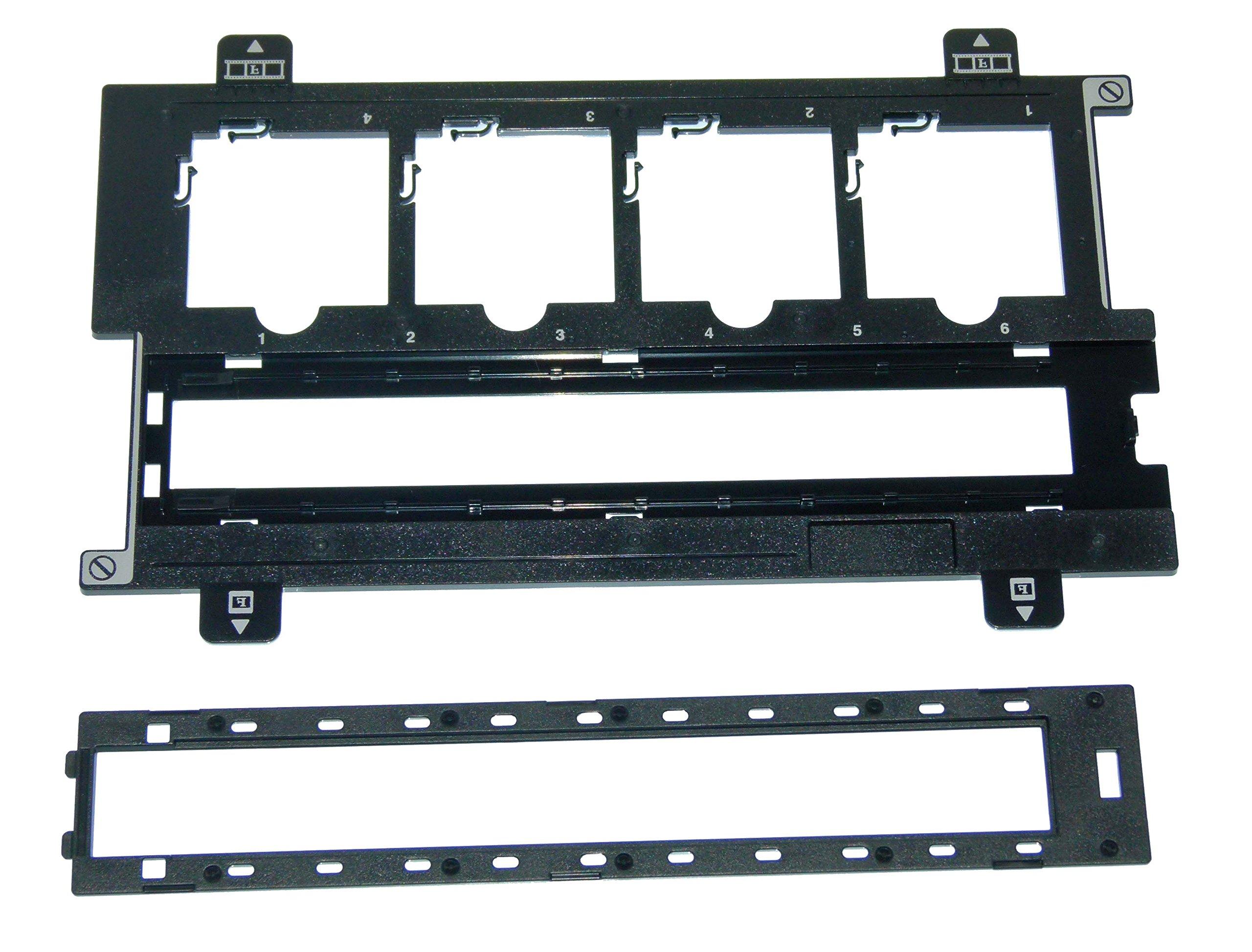 Epson Scanner 35mm Slide & Negative Holder Film Guide: Stylus Photo RX500, RX510, RX600, RX610, RX620, RX630